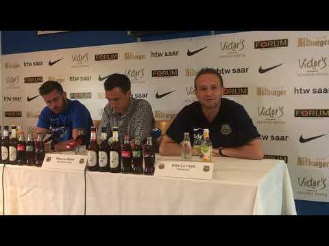 Der 1. FC Saarbrücken: Dirk Lottner vor dem ersten Endspiel gegen 1860