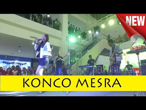 ♥ Happy Asmara - Konco Mesra ( Official Music Video )