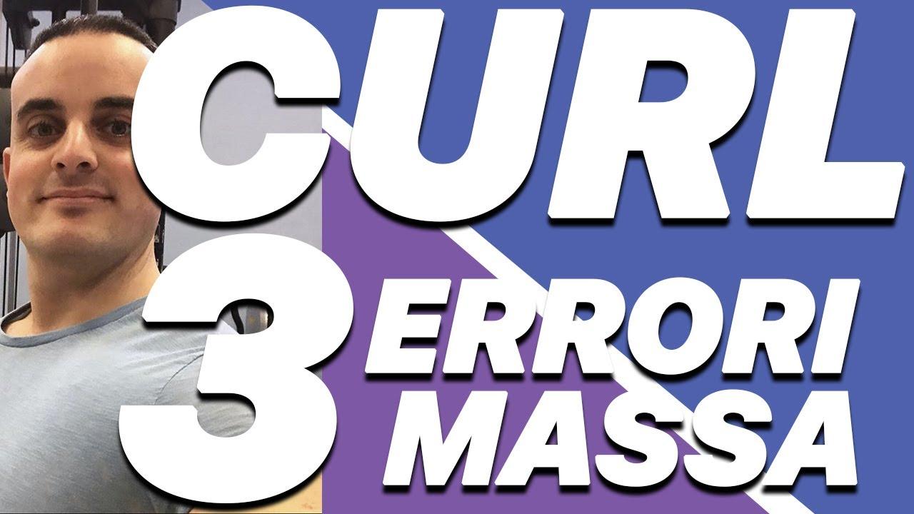 Curl con Manubri: 3 Errori da Evitare per la Massa e il Picco dei Bicipiti