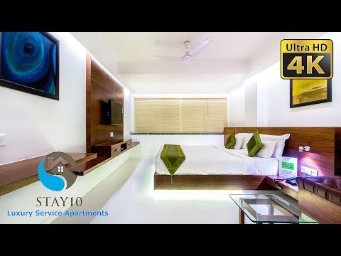 DIY Travel Reviews - Stay 10 Apartment Hotel, Indore, India - Rooms, Gardens and Amenities