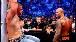 John Cena vs Randy orton - Breaking Point 2009 HD.mp4