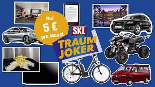 Der SKL-Traum-Joker: Sachpreise & Cash gewinnen