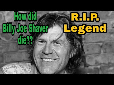 Billy Joe Shaver, singer-songwriter and hero of 'outlaw' country, dies ...