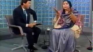 Shri Mataji Nirmala Devi - Australian TV Interview