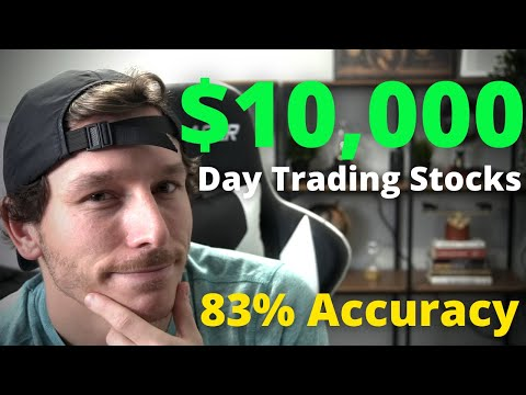 How To Make $10,000 Day Trading Stocks
