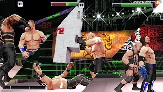 WWE Mayhem Android Gameplay S01,E02 | Android Mobile Latest Game Kids Special Gameplay