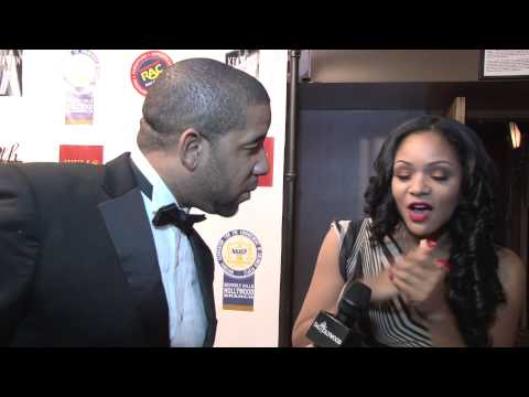 NAACP Awards 2014 Live on the Red Carpet with Erica Hubbard www.TagHollywood.com