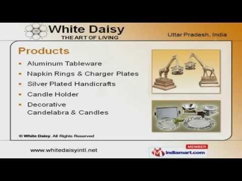 Metal Decoratives By White Daisy, Moradabad
