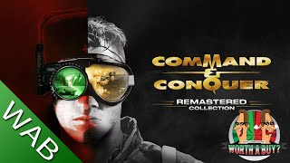 Command and Conquer Remastered Review