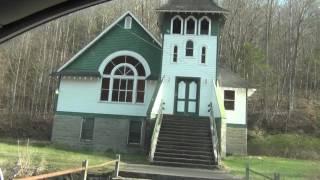 A trip through Amonate, Virginia/West Virginia, coal camp