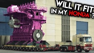 Big Engines Starting Up ! ( Extreme Edition ) Diesel and Petrol Cold Starts