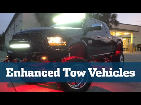 Florida Sport Fishing TV - Service & Repair Increase Tow Vehicle Performance