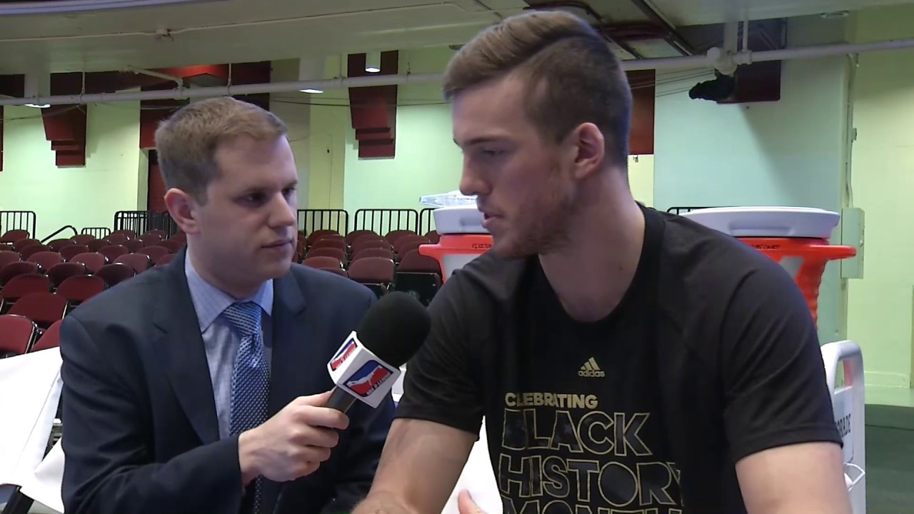 Westchester Knicks Helps Marshall Plumlee Make NBA Impact