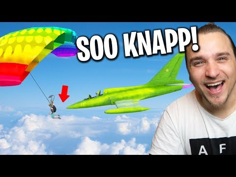 in 1000m Höhe DIREKT ins GESICHT 😱 Skydiver vs Jet (Grand Theft Auto 5) thumbnail