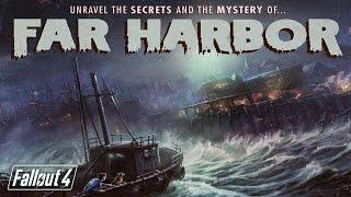 Fallout 4 - Far Harbor. Официальный трейлер Русская озвучка