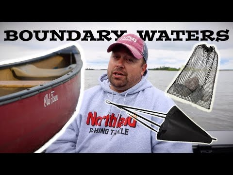 How to catch more and bigger fish in the Boundary Waters
