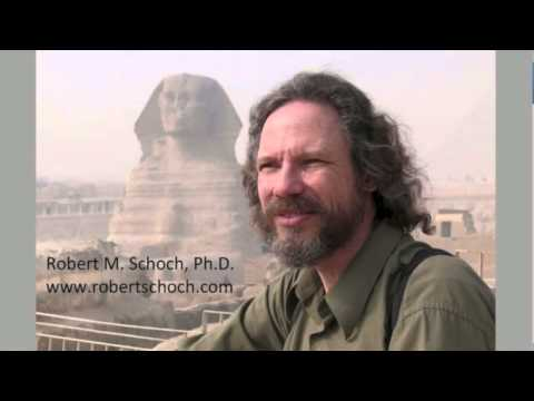 The Sphinx, Gobekli Tepe, Ancient Catastrophes   Dr  Robert Schoch