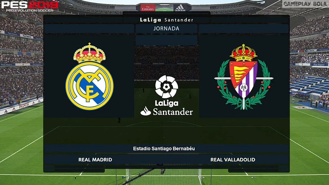 Xem lại Real Madrid vs Real Valladolid