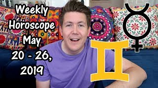 Weekly Horoscope for May 20 - 26, 2019 | Gregory Scott Astrology