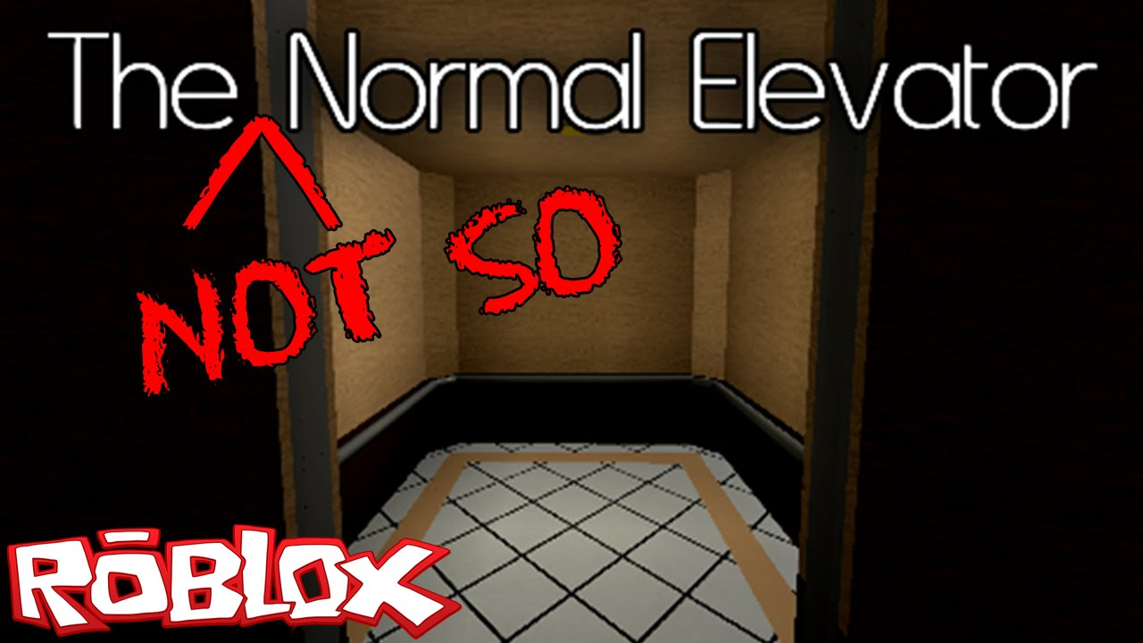 Download The Normal Elevator | Roblox