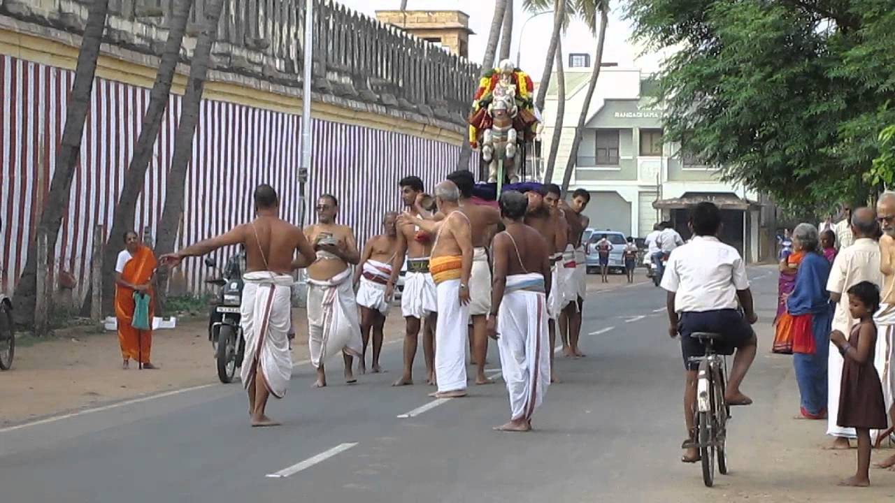 Image result for sapparam in srirangam