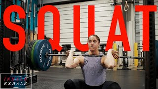 THE BEST FRONT SQUAT COMPLEX. NEVER FAIL A SQUAT CLEAN AGAIN!