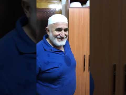 Osman Nuri Öztürk#Ünye Merkez Büyük Camii#Rast Ezan