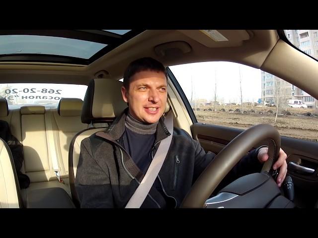 тест new Chrysler 300C 2012   www.skorost-tv.ru