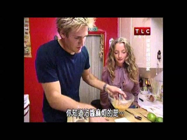 柯提斯 辣炒螃蟹 烤鳳梨串淋椰奶焦糖醬