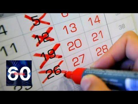 Что принесет четырехдневная рабочая неделя? 60 минут от 13.08.19