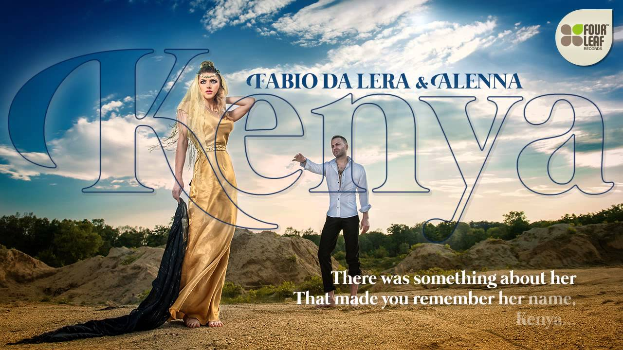 Fabio Da Lera & Alenna - Kenya (with lyrics) Chords - Chordify