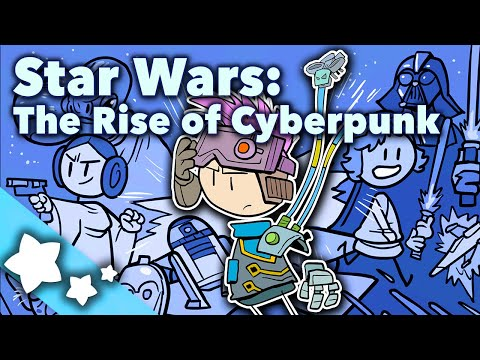 Star Wars - The Rise of Cyberpunk - Extra Sci Fi