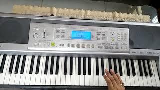 Chanda Chamke Cham Cham - Fanaa - Piano Instrumental
