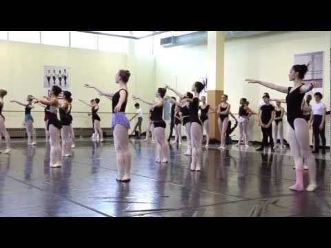 The Rock School Summer Ballet Intensive 2013