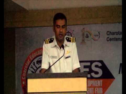 CES Skill Fair   Indian Navy
