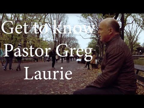 Get to know Greg Laurie!
