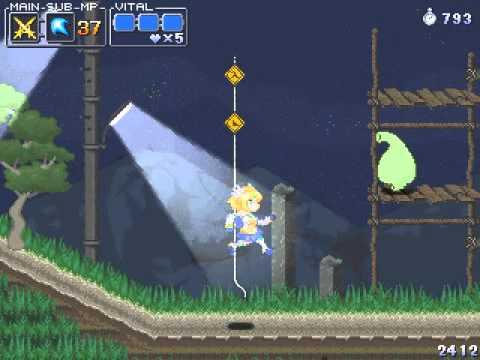 milla wars gameplay part 1 Ryona/vore game