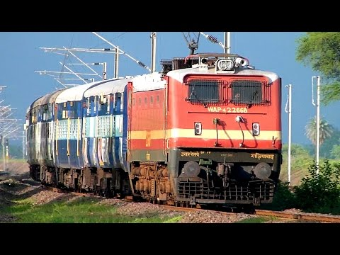 Thumbnail: 99 in 1 !! INDIAN RAILWAYS TRAIN VIDEOS MeGA CoMPILATION !