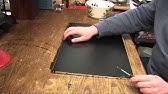 Removing (Stripping) the Bezel from a Monitor - YouTube on
