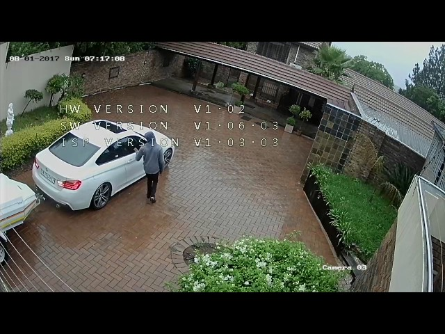Armed Robbery at my house(2)