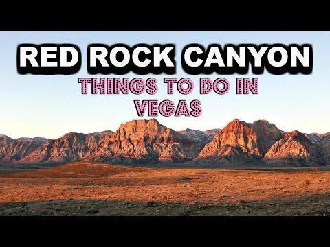 Red Rock Canyon Las Vegas NV | Things to do in Vegas