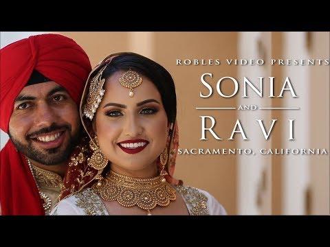 Sonia Sahota & Ravi Sandhu - Cinematic Same-Day Wedding Week Highlights (Sikh)