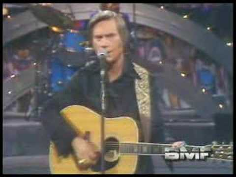 "George Jones - LIVE ""He Stopped Loving Her Today"""