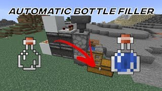 1.15+ Automatic Water Bottle Filler