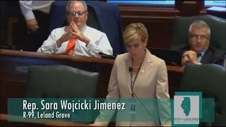 Rep. Jimenez: End the impasse, pass a compromise budget