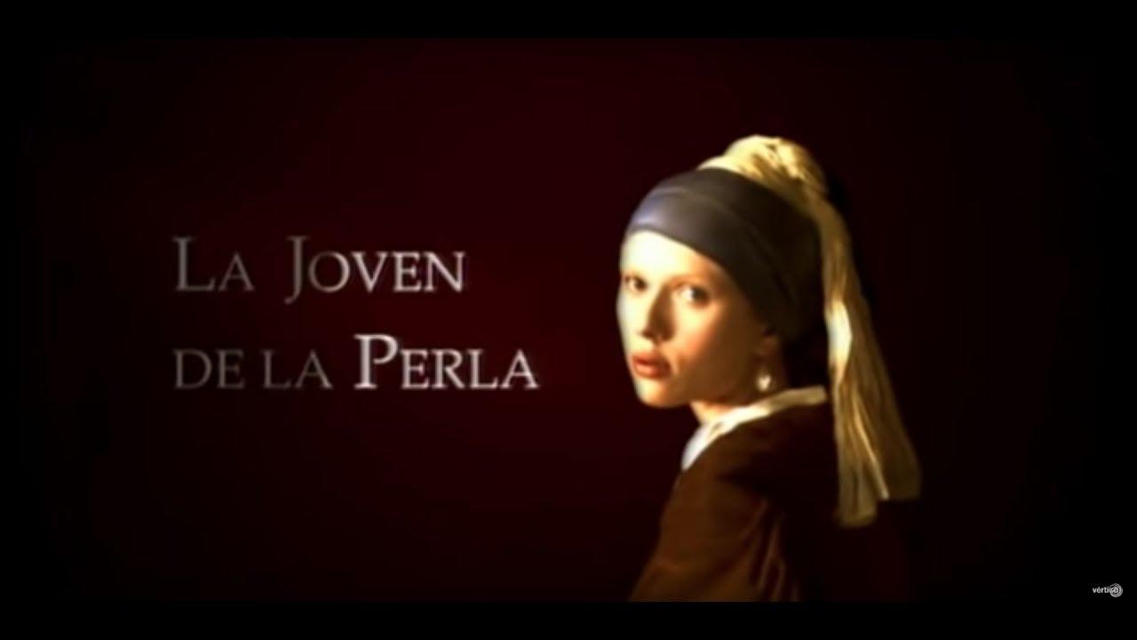 Disturbio Verdulero Vacilar  LA JOVEN DE LA PERLA - Tráiler Español - YouTube