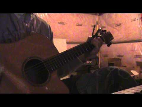 Прозрачные лица... Песня под гитару