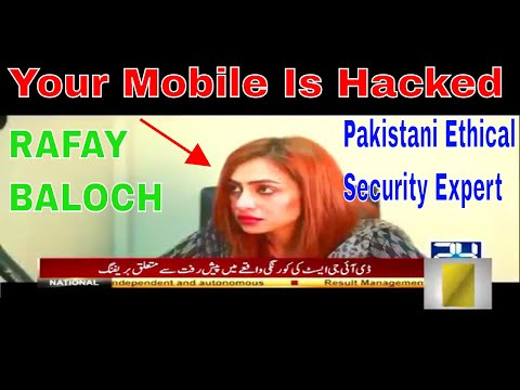 Cyber-Security-Expert|Rafay-Baloch |Android Security ||iphone||Linux