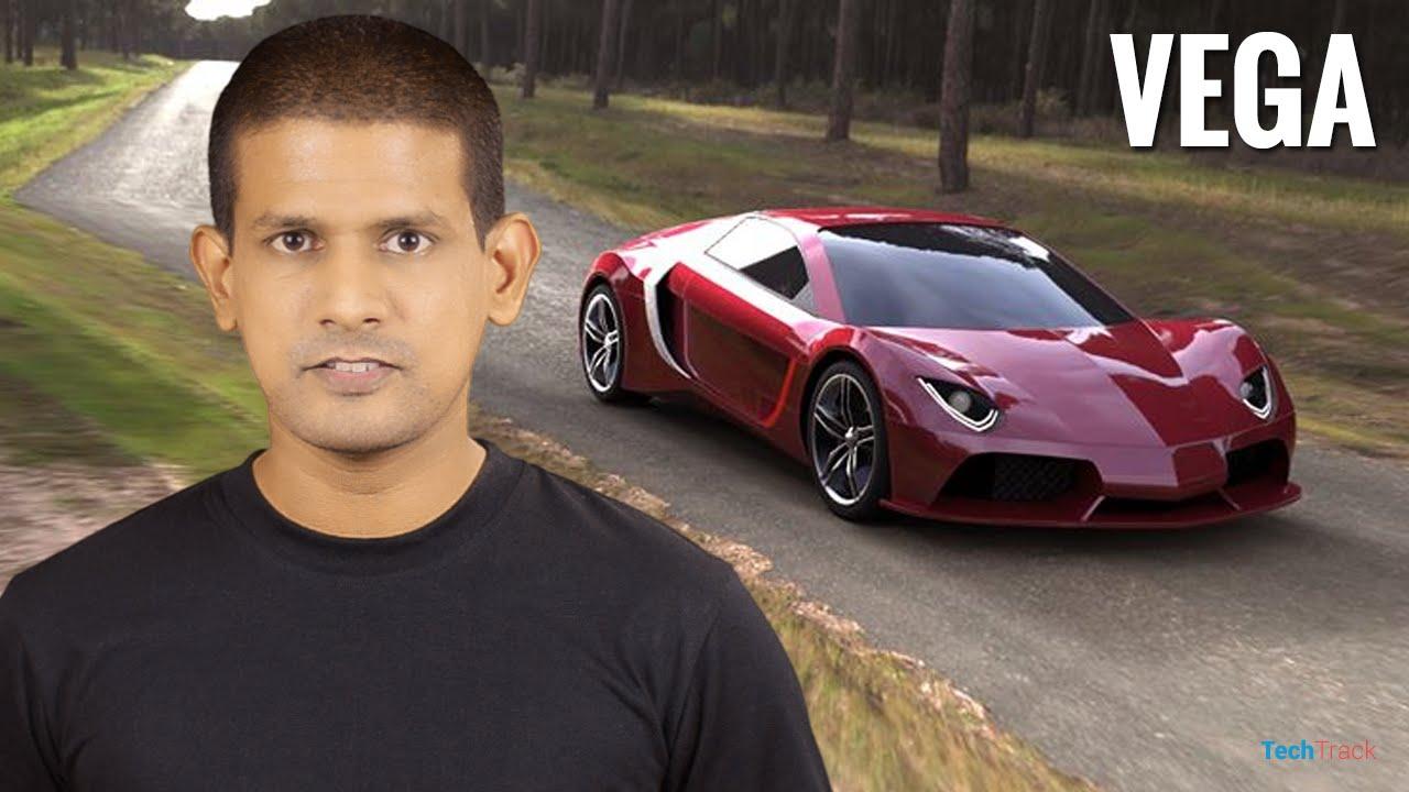 The Sri Lankan Electric Sports Car Youtube