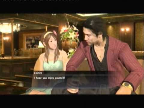 yakuza 3 dating guide